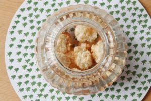 Berliner Kokosmakronen ohne Oblate