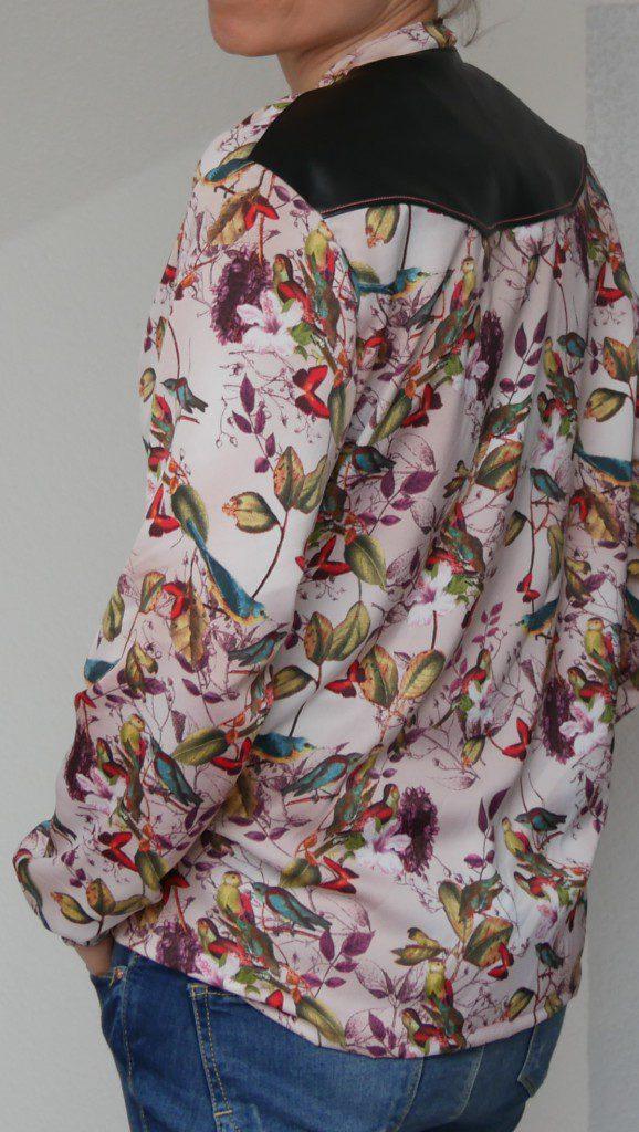 Blusen Sew Anlong 2017