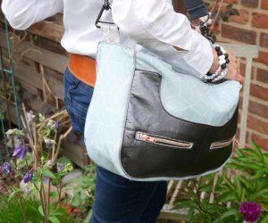 Handtasche Anouk von Frau Fadenschein