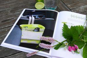 """Auto-Organizer """"Liz"""" von Frau Fadenschein aus dem Taschen-Buch 1 Frau 16 Handtaschen"""
