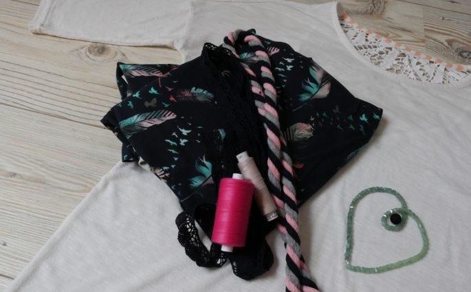 DIY Sommerkleid