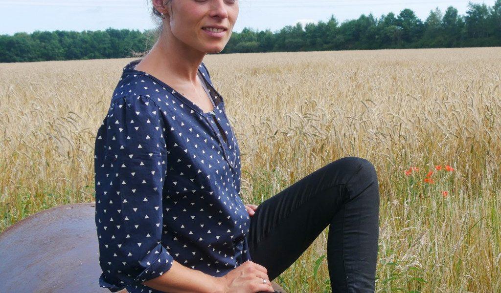 Bluse Carla von Freuleins