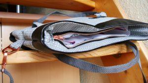 Sweetbigbag von Sweet Things for little Kings mit Reißverschluss und Endlosreißverschluss/ Taschenzubehör von Snaply