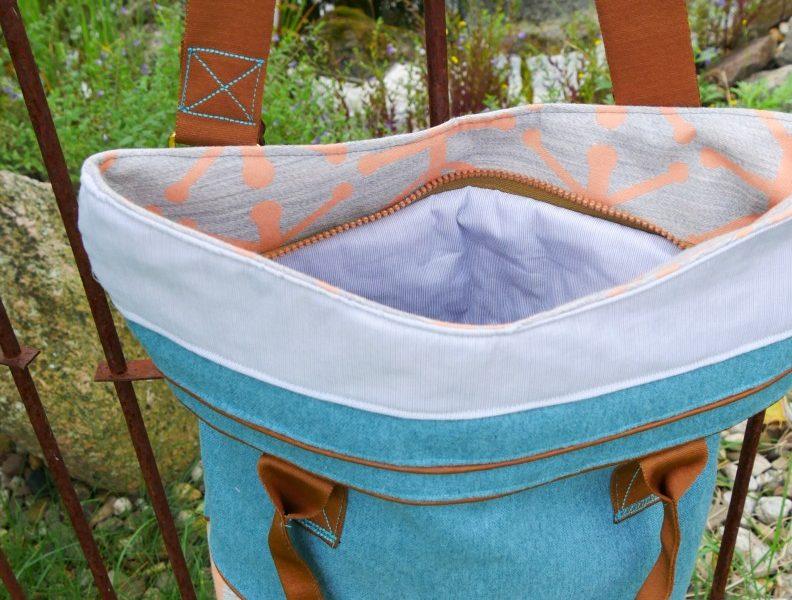 Sweetbigbag von Sweet Things for little Kings mit Reißverschluss und Taschenzubehör von Snaply