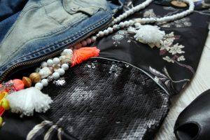 Kleid Dira von Prülla und Mirarostock mit Reißverschluss