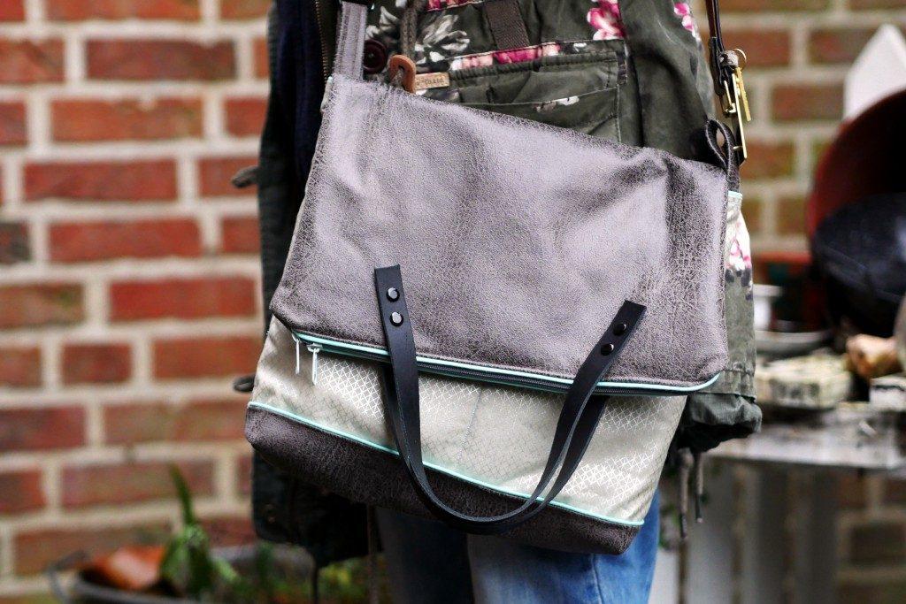 Fald-Over-Tasche Carry von LalaFab
