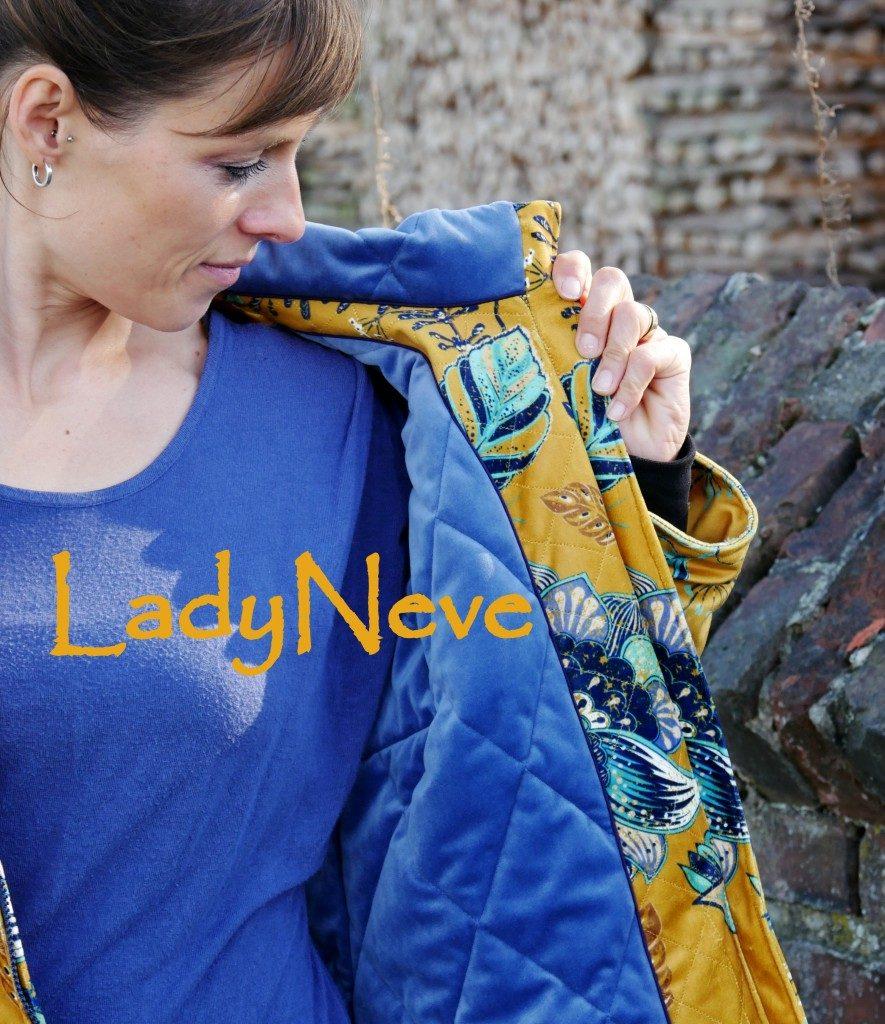 Herbstparka Winterparka LadyNeve von Mialuna