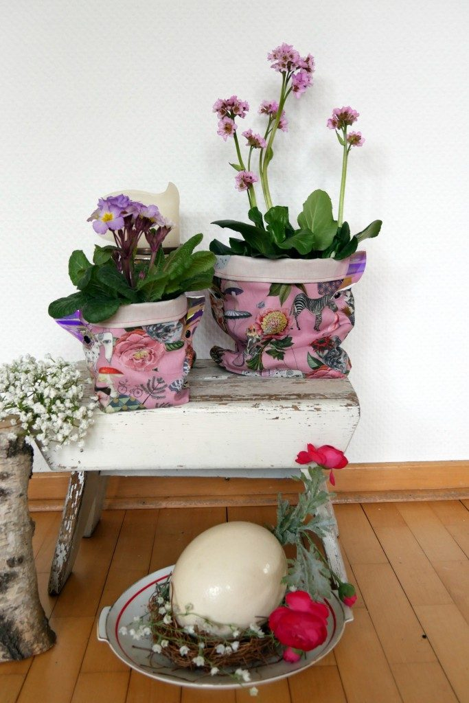 KreativFrühling - der Frühling wird bunt